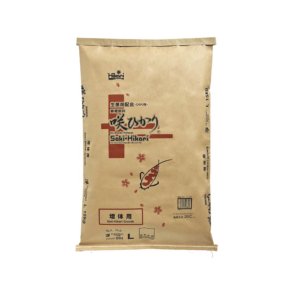 Saki-Hikari 錦鯉增體飼料