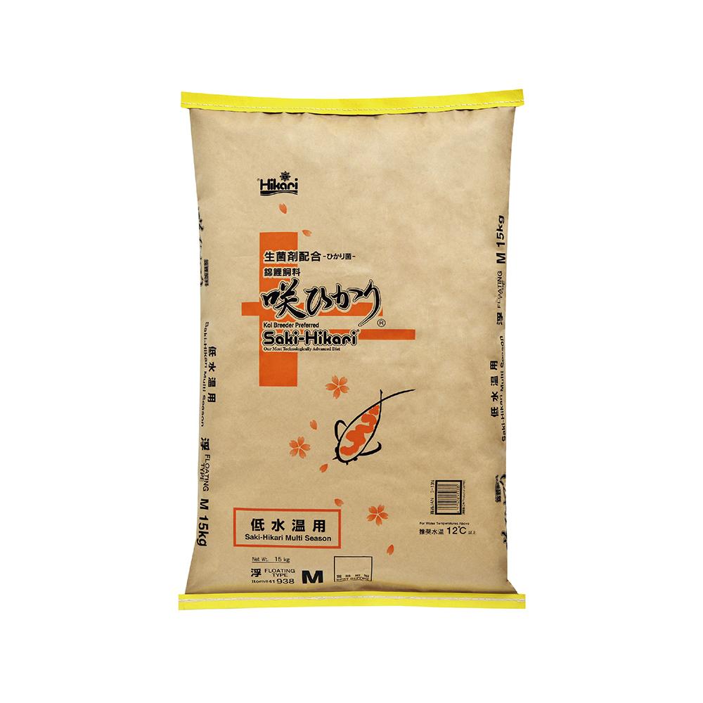 Saki-Hikari  錦鯉多季節飼料