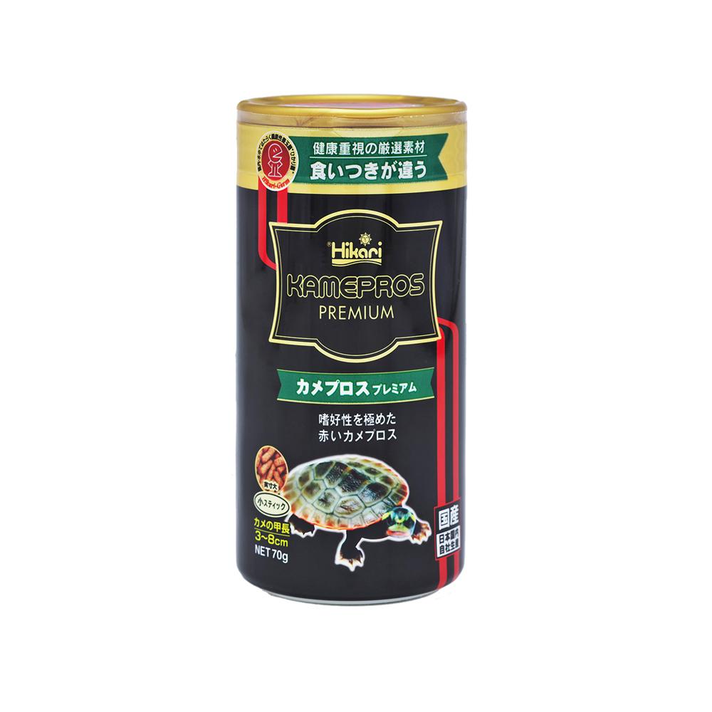 Saki-Hikari 善玉菌烏龜飼料 (適口性)