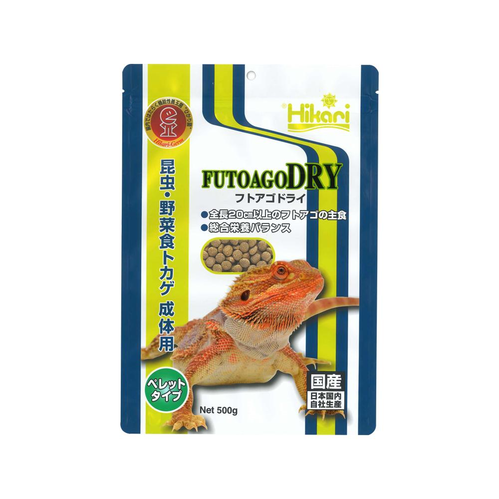 高夠力 雜食性爬蟲成體飼料 500g