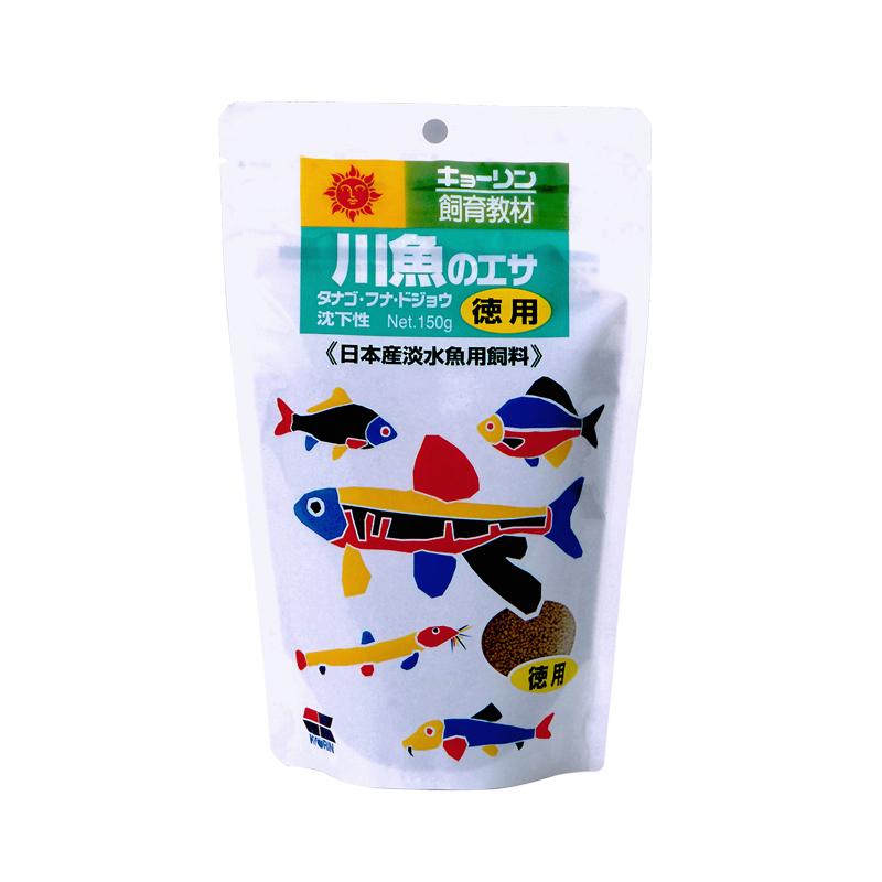 高夠力  川魚高蛋白飼料 (飼育教材)